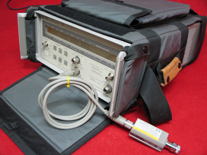 Emcee Conductivity Meter : 계측기 장터 hp agilent frequency counter power meter a